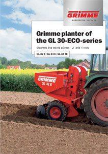 Planter GL 30-ECO