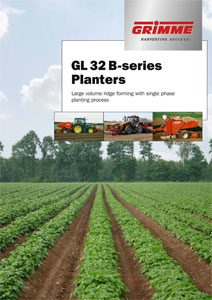 Planter GL 32 B