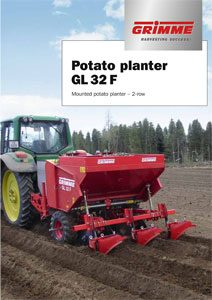 Planter GL 32 F