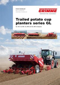 Trailed Cup Planter