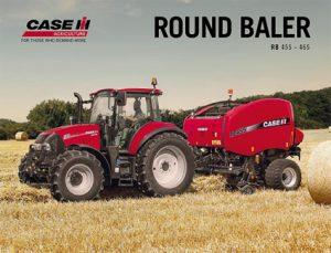 Round Baler RB 455-465