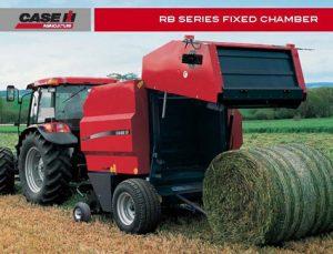 Round Baler RB3 Series