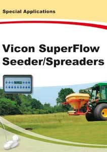 Superflow Seeder Spreader