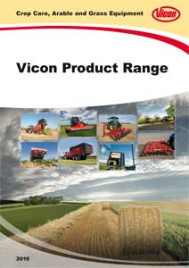 Vicon Product Range