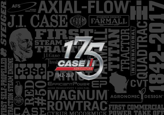 Case Anniversary Brochure