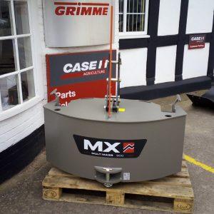 MULTIMASS 900kg Tractor weight