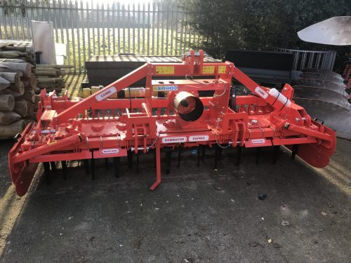 Maschio 3metre Power Harrow 6