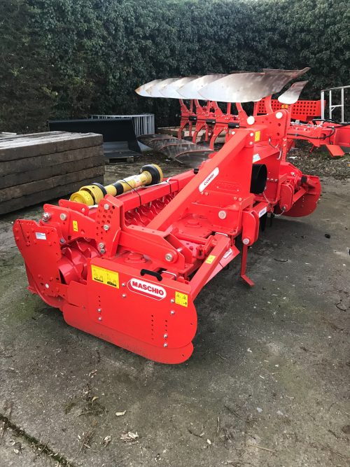 Maschio 3metre Power Harrow 1
