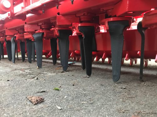 Maschio 3metre Power Harrow 4