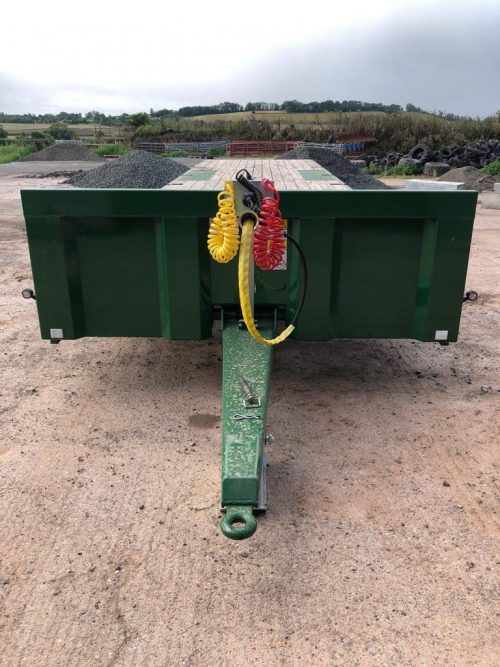 Bailey 15ton Flatdeck Low Loader 2