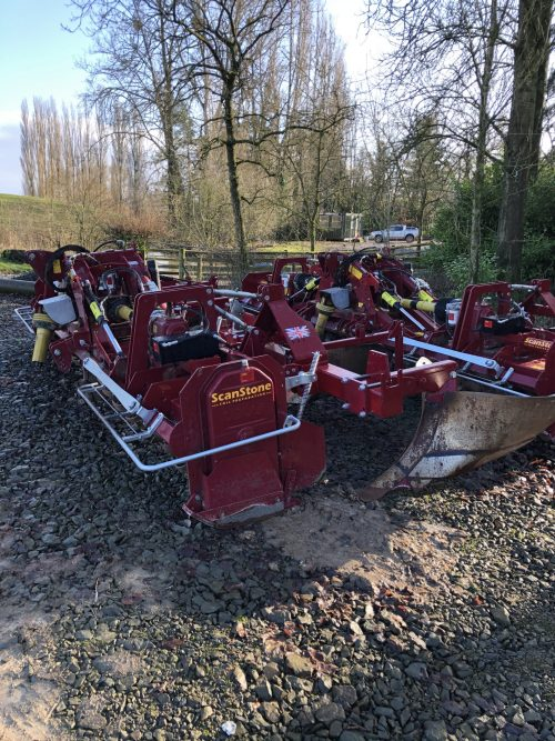 Scanstone Super Tiger Bedtiller
