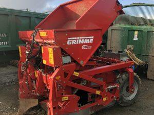 Grimme GB215 Potato Planter 1