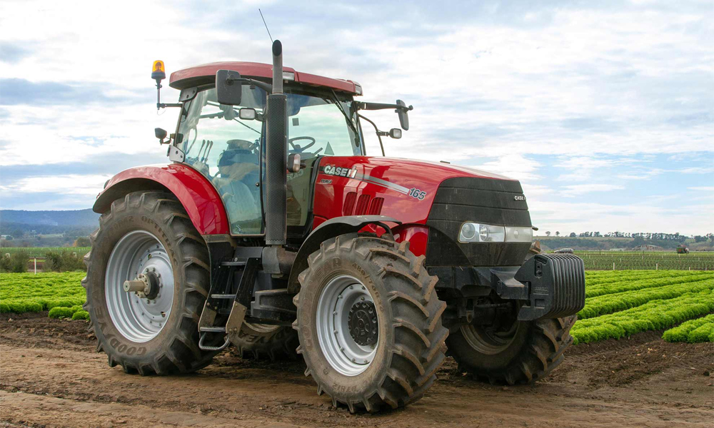 New Agricultural Machinery